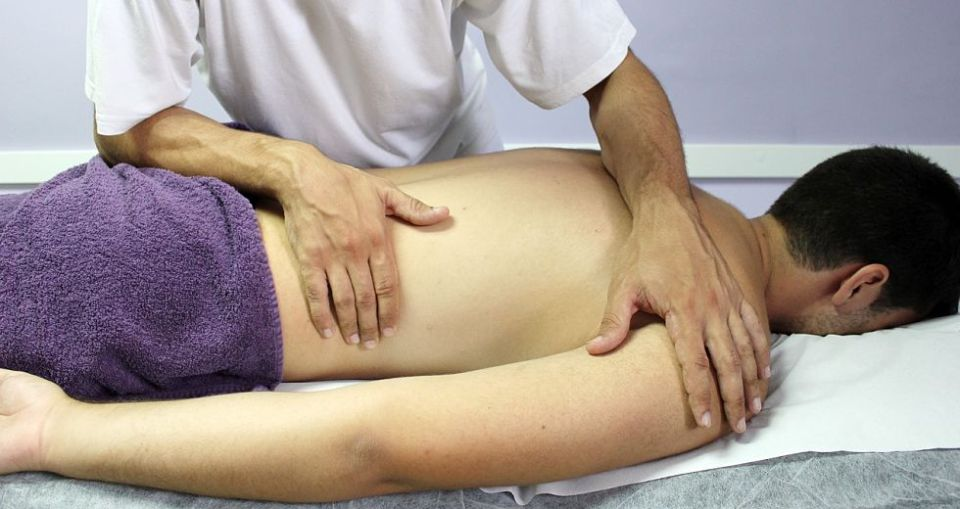 Atlas Therapy by osteopath in Dublin